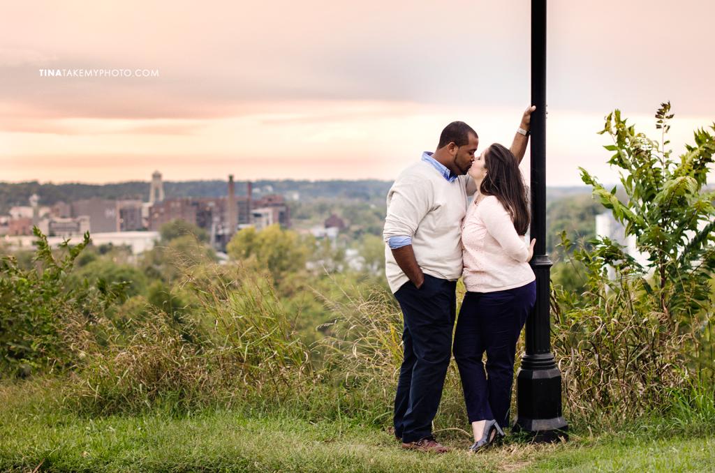 Libby-Hill-Park-Richmond-sunset-Engagement-Photographer (28)