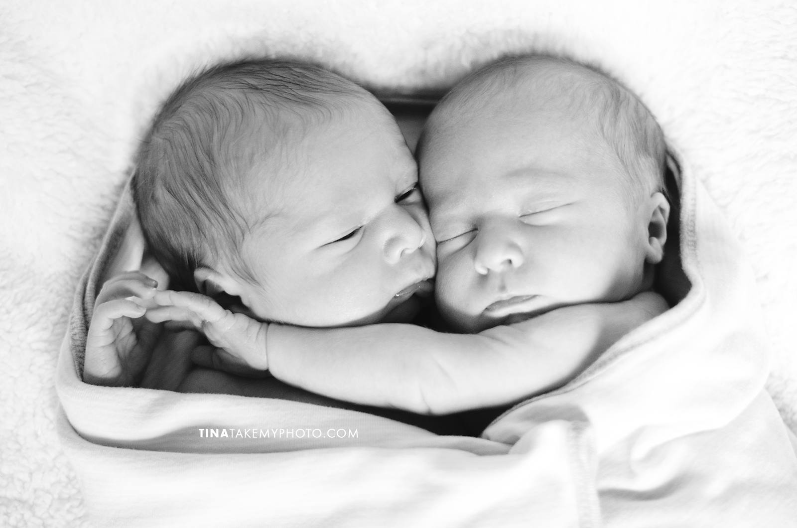 Richmond-Virginia-Newborn-Twins-Photographer-Boy-And-Girl-Hugging(1)