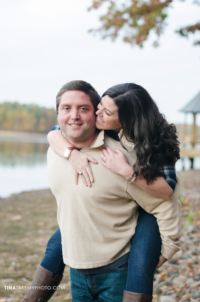 Midlothian-Swift-Creek-Woodlake-Engagement-Photographer-Fall-Woods (28)