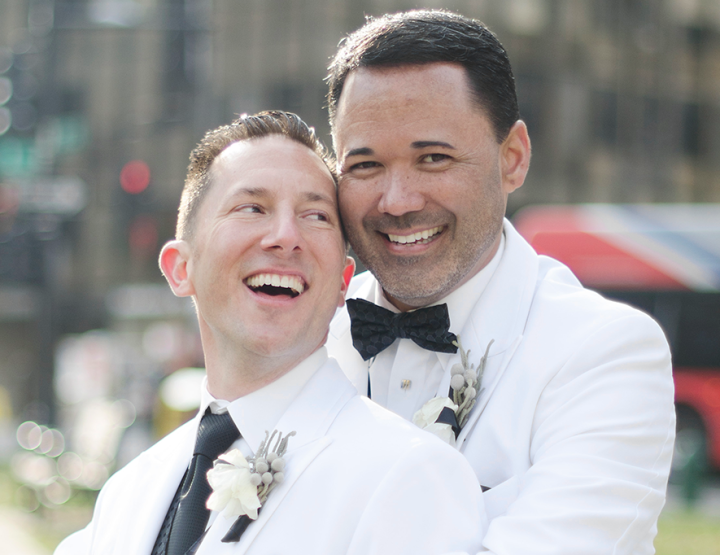 Steven & John Married 12-13-14 [Washington DC - Virginia Wedding Photographer]