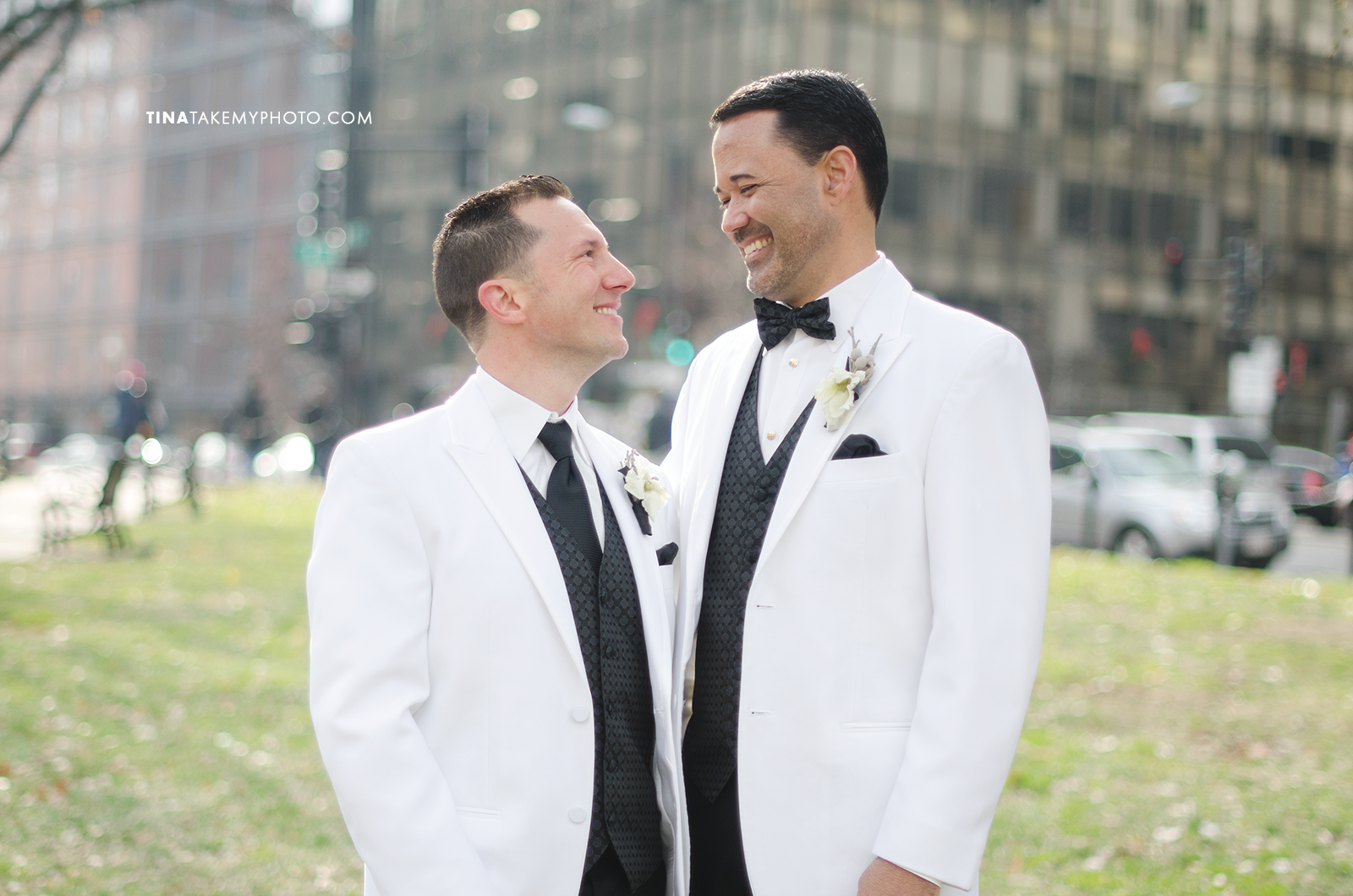 01-Washington-DC-Gay-Same-Sex-Wedding-Men-12-13-14-Pose-City-White-Jackets-Photographer  (40)
