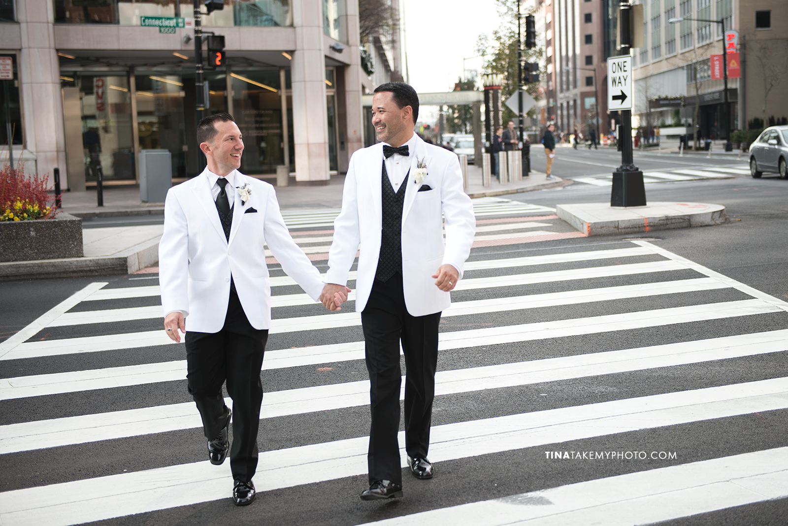 02-Washington-DC-Gay-Same-Sex-Wedding-Men-12-13-14-Mayflower-City-Crosswalk-Photographer (15)