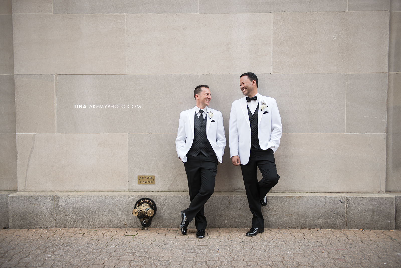 10-Washington-DC-Virginia-Gay-Same-Sex-Wedding-Men-12-13-14-Mayflower-City-Sidewalk-Photographer-White-Tuxedo