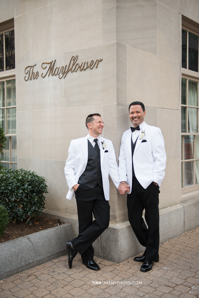 17-Washington-DC-Virginia-Gay-Same-Sex-Wedding-Men-12-13-14-Mayflower-City-Sidewalk-Photographer