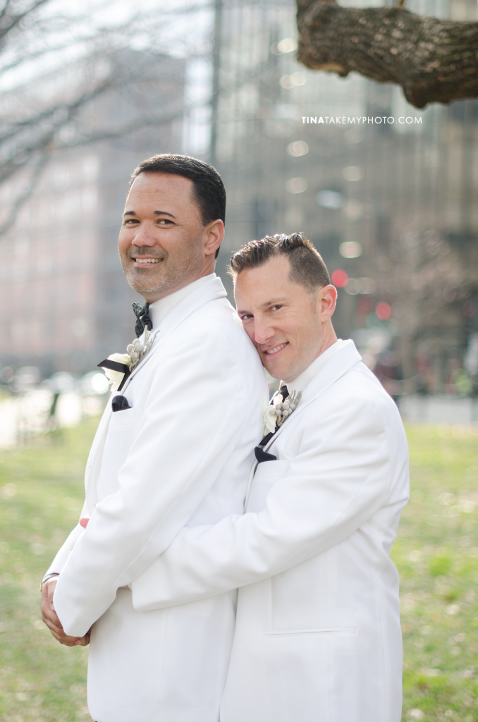 28-Washington-DC-Virginia-Gay-Same-Sex-Wedding-Men-12-13-14-Pose-City-Embrace-Photographer