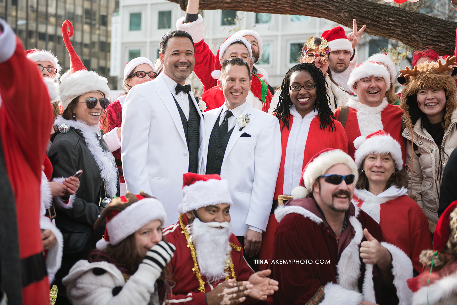 45-Washington-DC-Virginia-Gay-Same-Sex-Wedding-Men-12-13-14-Santarchy-Photographer-Santa-Christmas-Photo-Bomb
