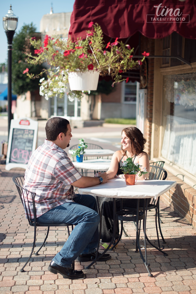 Maryland-Engagement-Wedding-Photographer-Sunny-Summer-Leonardtown-Photo-Session-Cafe12