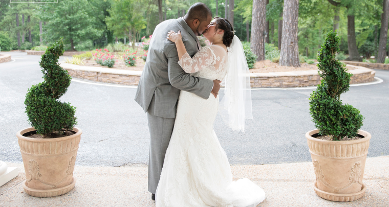 Lovely Summer Wedding at Brandermill Country Club [Midlothian, Virginia Photographer]