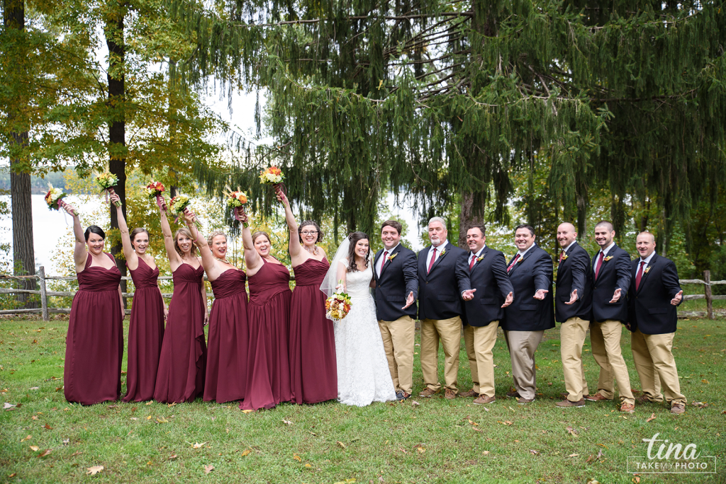 Richmond-virginia-wedding-photographer-tina-take-my-photo-midlothian-fall-celebrations-reservoir-lake-outdoor-portrait-preppy-navy-khaki-maroon-bridal-party-02