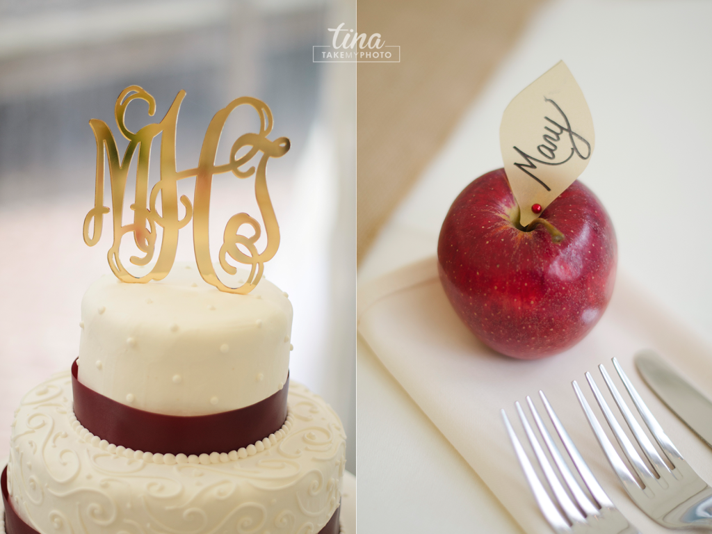 cakedetails-apples-centerpiece-Richmond-virginia-wedding-photographer-tina-take-my-photo-fall-celebrations-reservoir-details
