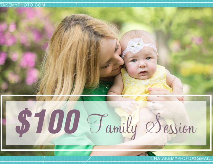 Mother's Day Special Offer [Richmond, VA Family Photographer]