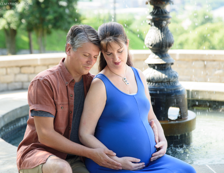 Lumpkin Maternity: Libby Hill Park [Richmond, VA Family Photographer]