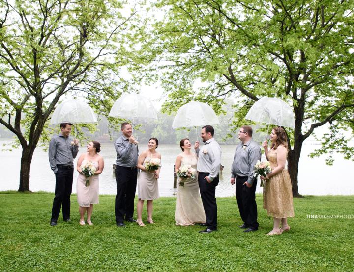 James & Christa | Spring Waterfront Winery Wedding [Maryland Photographer]