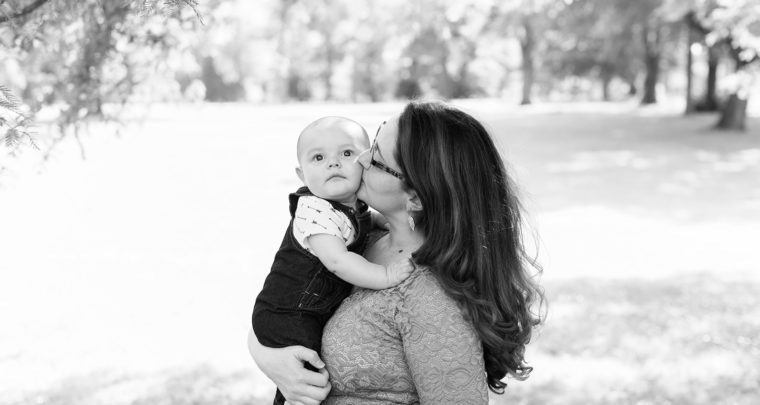 My 1st Mother's Day [Chesterfield Family Photographer]