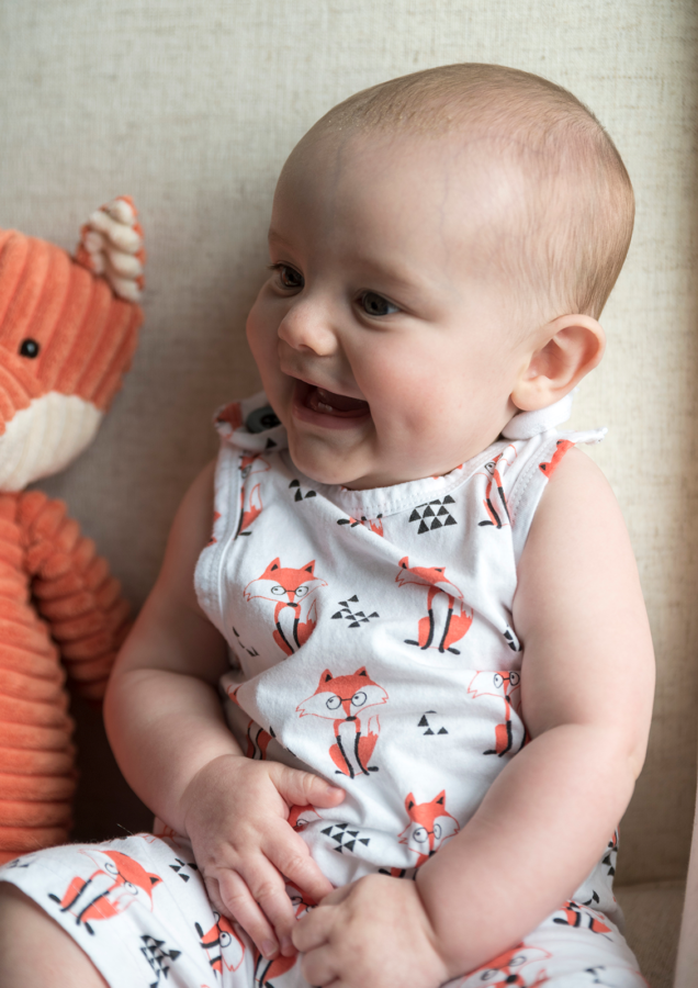 8 month baby rva family photographer