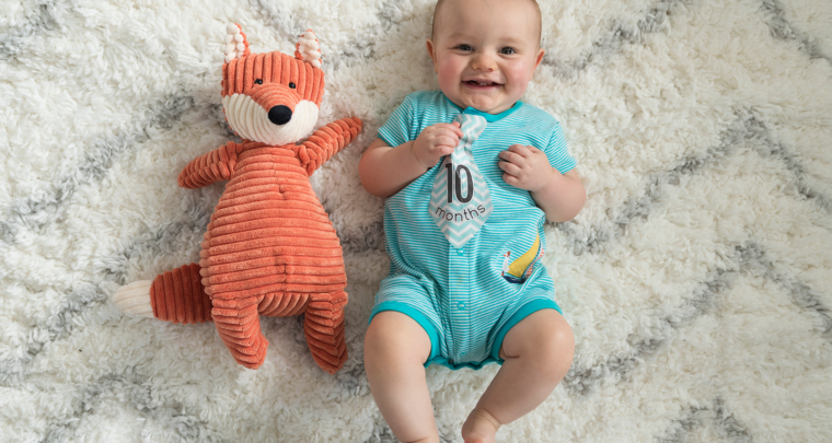 Harrison's 10 Month Photos! [RVA Family Photographer]