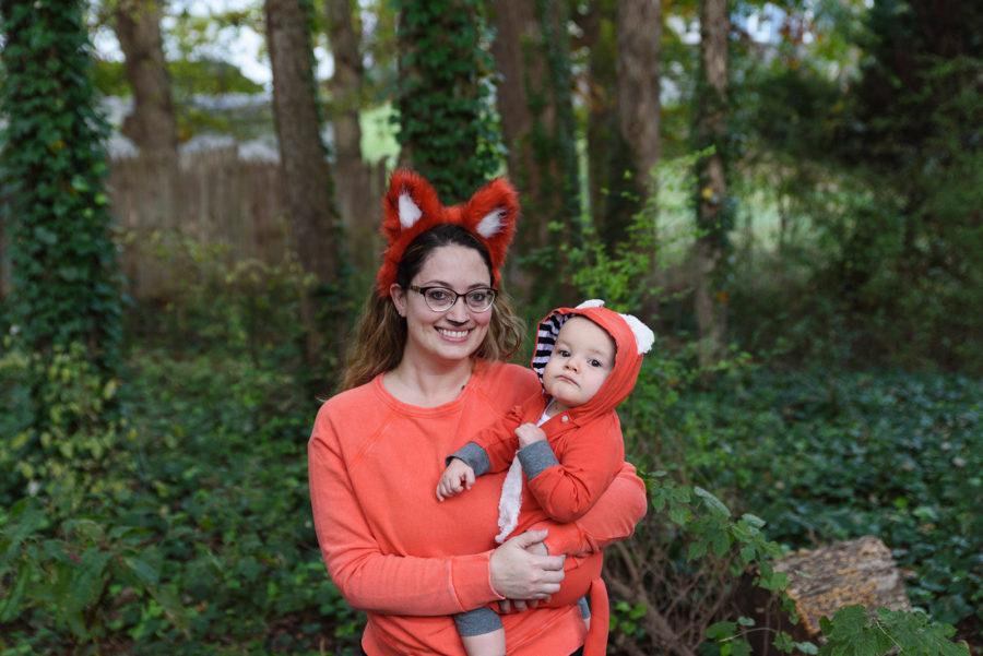 halloween fox costumes