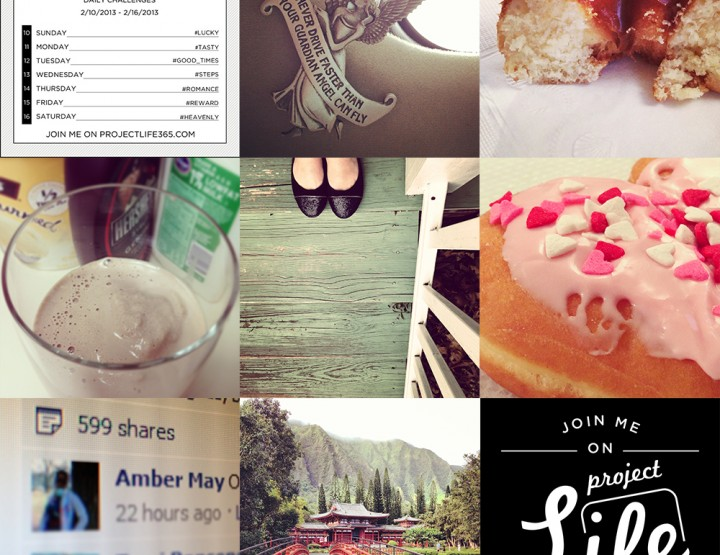 Project Life 365: Week 7