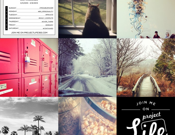 Project Life 365: Week 10