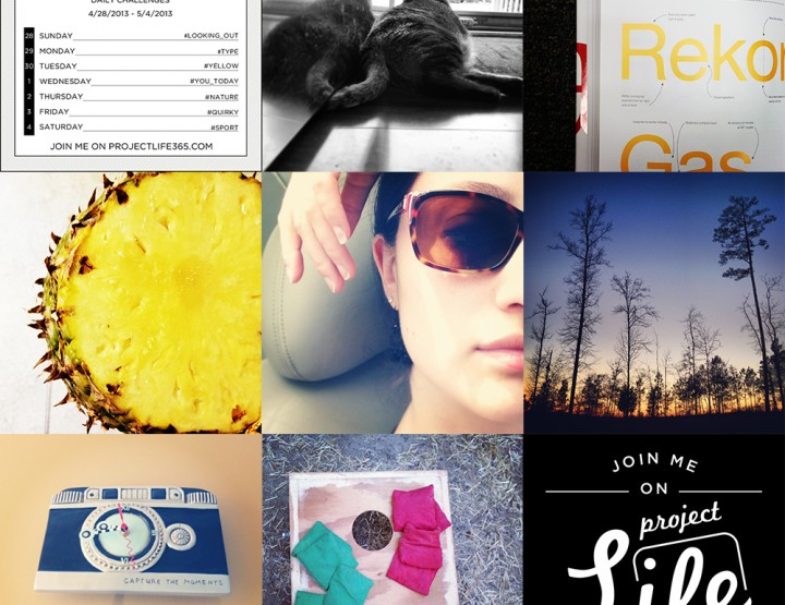 Project Life 365: Week 18