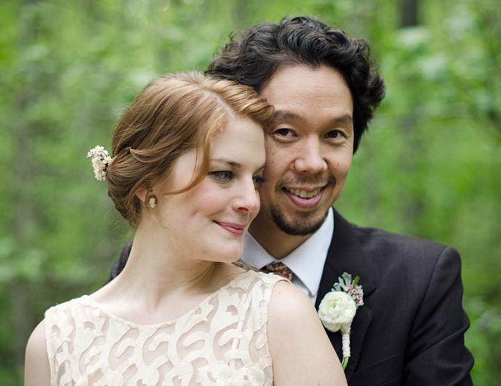 Andy & Emilie: Beautiful Pocahontas State Park Wedding