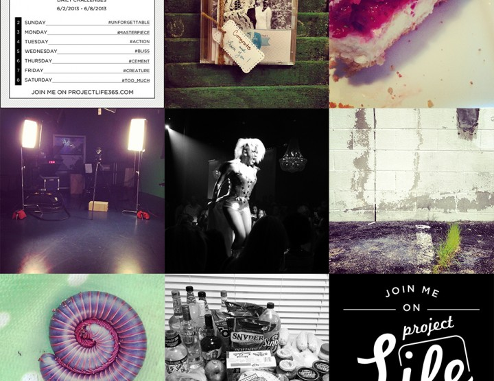 Project Life 365: Week 23 and 24