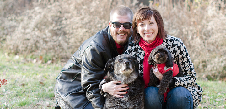 Rutledge Family in Forest Hill Park [Holiday Mini Session]
