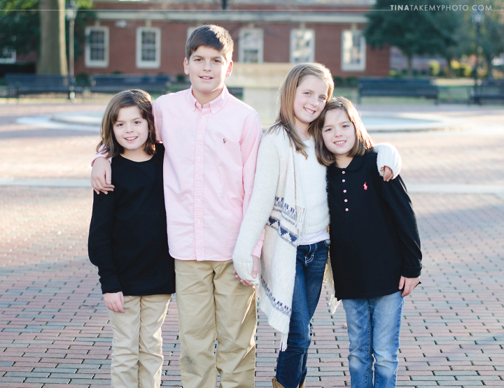 Fall Photo Session at Randolph-Macon [Virginia Family Photographer]