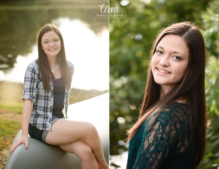 Olivia's Woodlake Senior Portraits! [Richmond, VA Photographer]