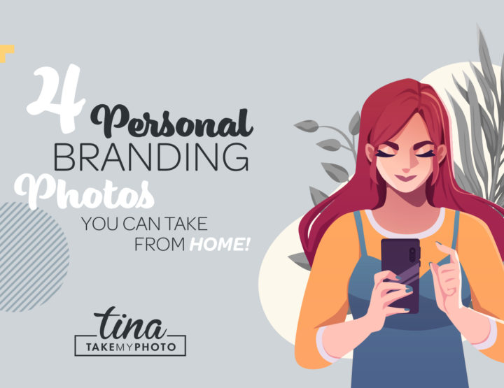 4 Personal Brand Photos You Can DIY At Home