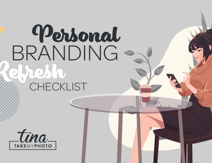Personal Brand Refresh Checklist