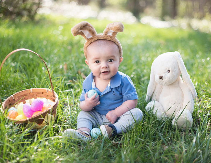 Simple & Cute Easter DIY Photo Ideas!